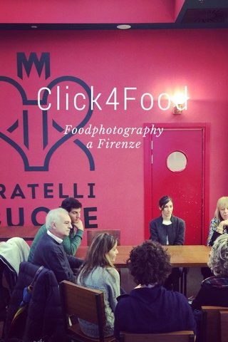 Click4Food Foodphotography a Firenze