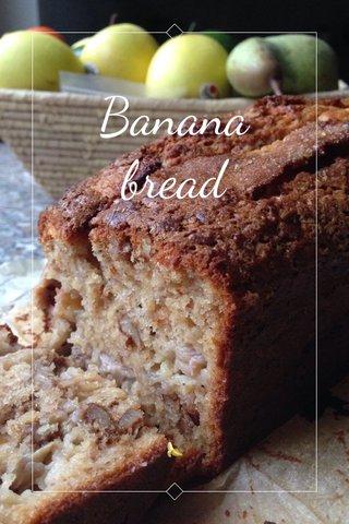 Banana bread 🍌