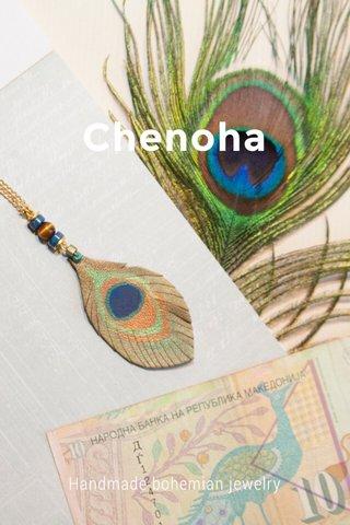 Chenoha Handmade bohemian jewelry
