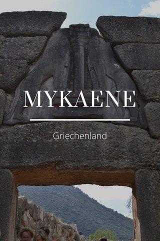 MYKAENE Griechenland