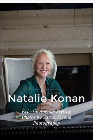 Natalie Konan Eclectic Avenue Styling Photos by Sarah Strunk Photography