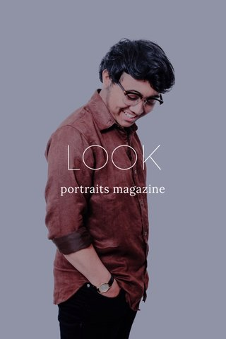 LOOK portraits magazine