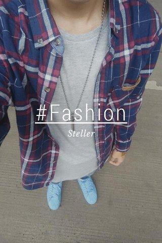 #Fashion Steller