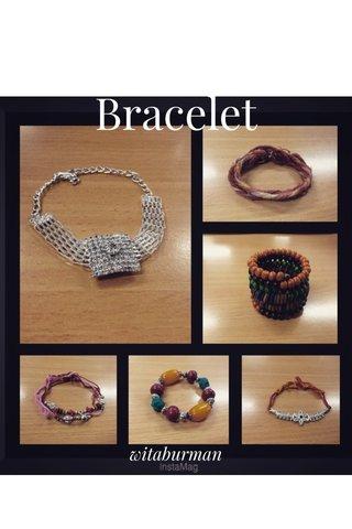Bracelet witaburman
