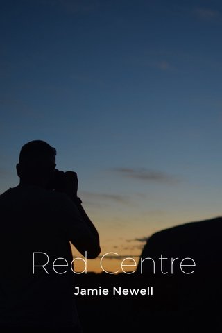 Red Centre Jamie Newell