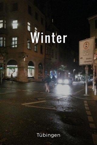 Winter Tübingen