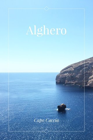 Alghero Capo Caccia