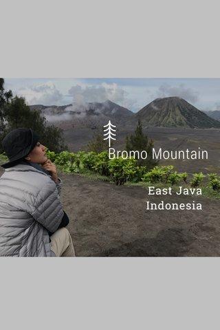 Bromo Mountain East Java Indonesia