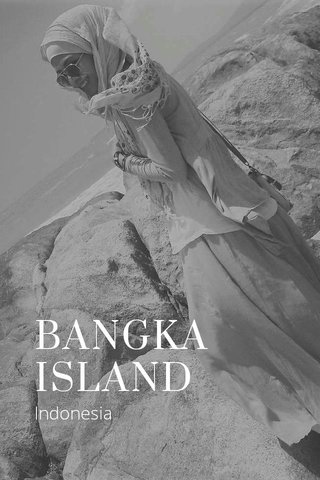 BANGKA ISLAND Indonesia