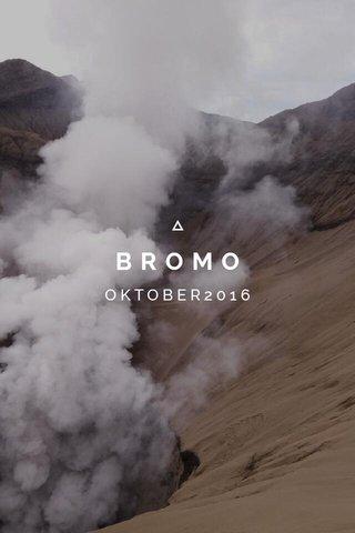 BROMO OKTOBER2016