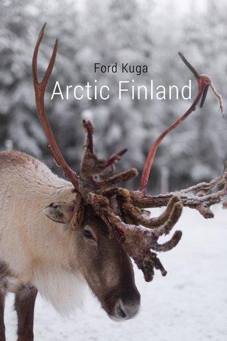 Arctic Finland Ford Kuga