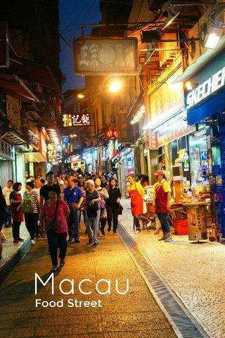 Macau Food Street