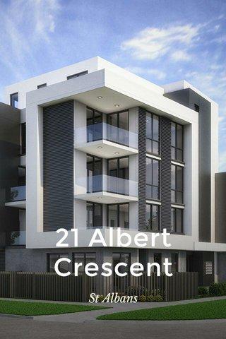 21 Albert Crescent St Albans
