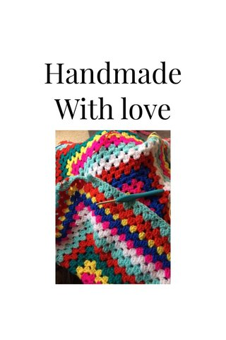 Handmade With love
