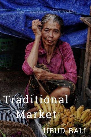 Traditional Market UBUD-BALI