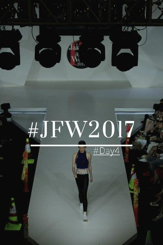 #JFW2017 #Day4