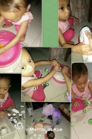 Membuat Kue