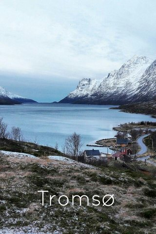 Tromsø Norvège