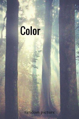 Color random picture