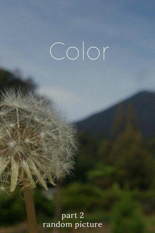 Color part 2 random picture