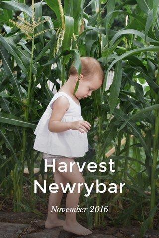 Harvest Newrybar November 2016