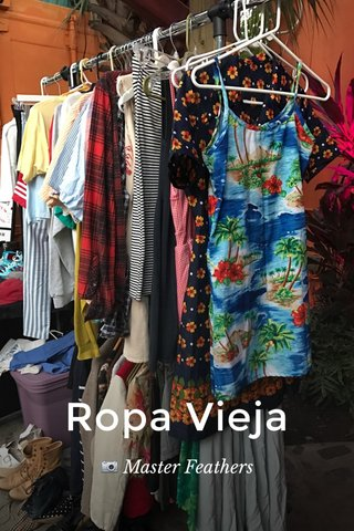 Ropa Vieja 📷 Master Feathers