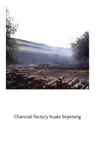 Charcoal Factory Kuala Sepetang