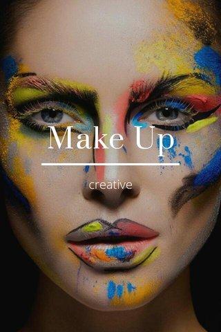 Make Up creative