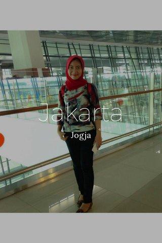 Jakarta Jogja