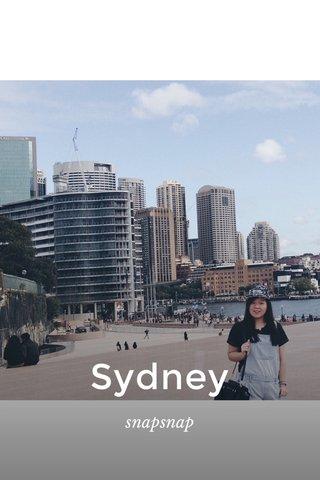 Sydney snapsnap