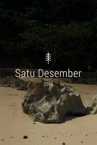 Satu Desember 2016