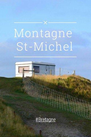 Montagne St-Michel #Bretagne