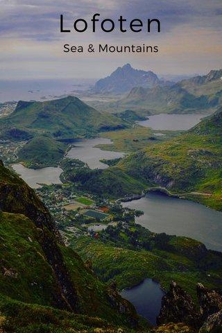 Lofoten Sea & Mountains