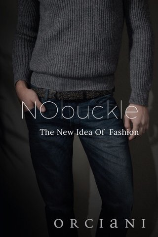 NObuckle The New Idea Of Fashion