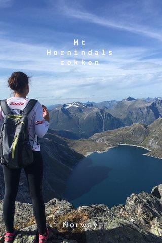 Mt Hornindalsrokken Norway