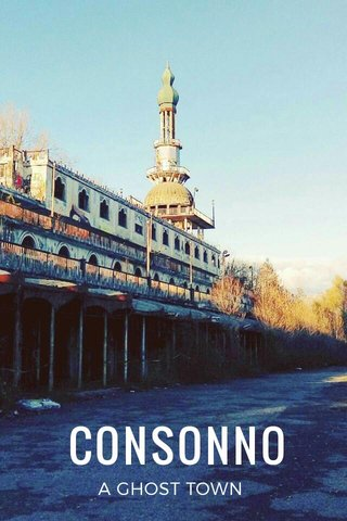 CONSONNO A GHOST TOWN
