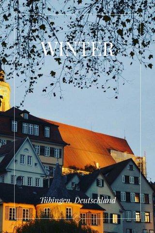 WINTER Tübingen, Deutschland