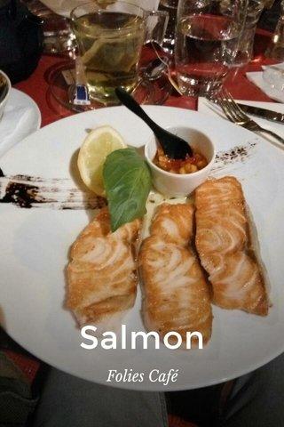 Salmon Folies Café