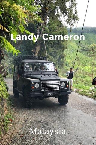 Landy Cameron Malaysia