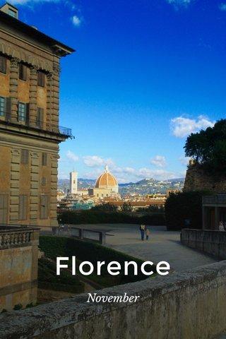 Florence November