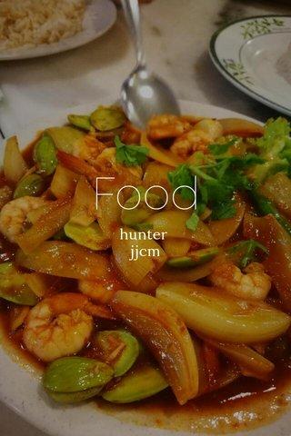 Food hunter jjcm
