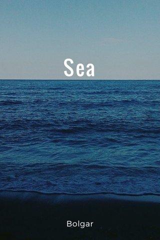 Sea Bolgar