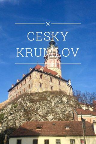 CESKY KRUMLOV