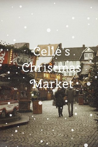 Celle's Christmas Market