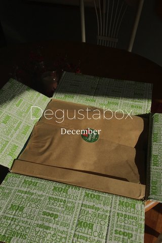 Degustabox December
