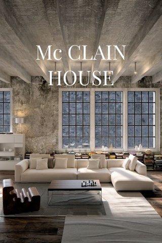 Mc CLAIN HOUSE