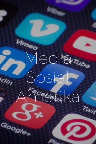 Media Sosial Amerika