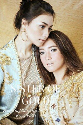 SISTER OF GOLD Featuring Citra Kirana & Erica Putri