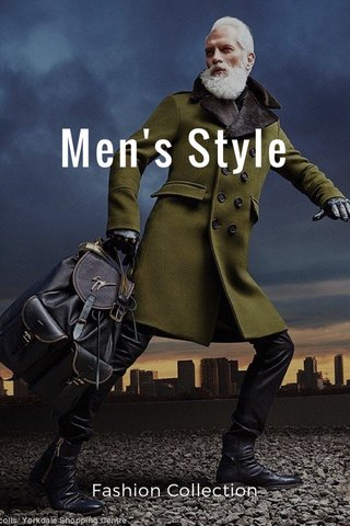 Men's Style Fashion Collection