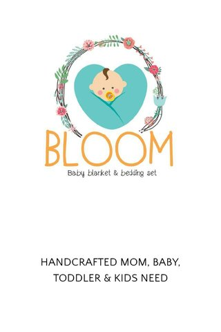 HANDCRAFTED MOM, BABY, TODDLER & KIDS NEED